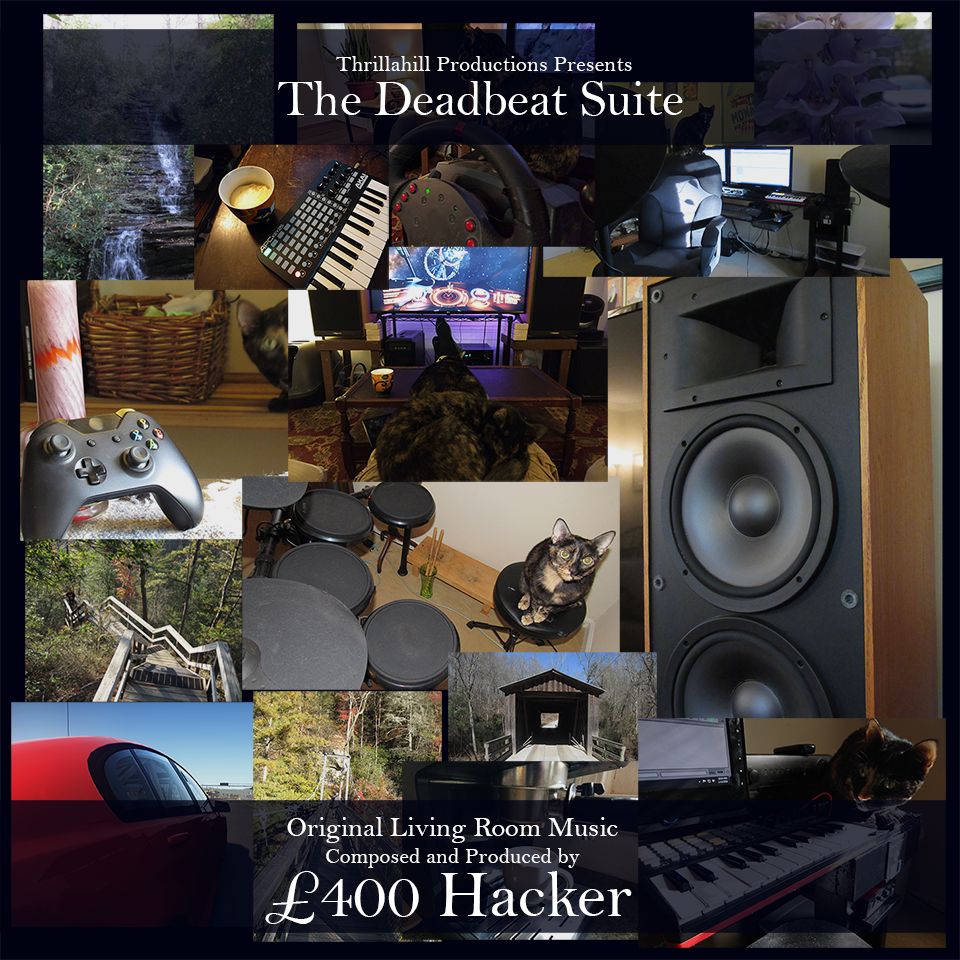 deadbeat suite front cover
